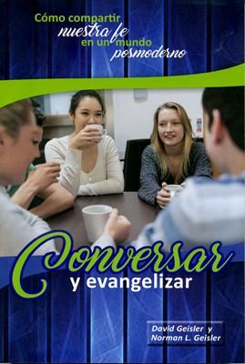Conversar Y Evangelizar (Rústica) [Libro]