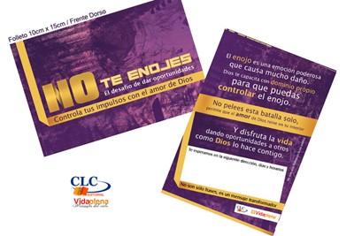 No Te Enojes / Serie Tratados CLC [Tratados]