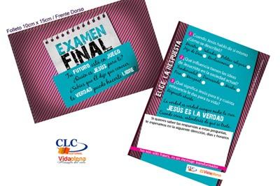 Examen Final / Serie Tratados CLC [Tratados]