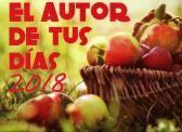 Calendario El Autor De Tus Dias 2018 (Rústica) [Calendario]