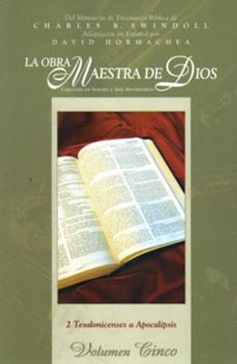 La Obra Maestra/Dios Vol. V 5 (Rústica)