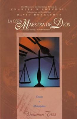 Obra Maestra de Dios - Vol.  III (Rústica)