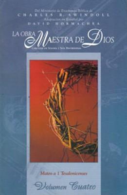 Obra Maestra de Dios (Rústica)