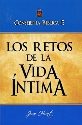 Consejería Bíblica 5 - Los retos de la vida íntima (Rústica) [Libro]