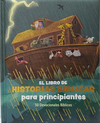El libro de Historias Bíblicas para Principiantes (Tapa Dura)