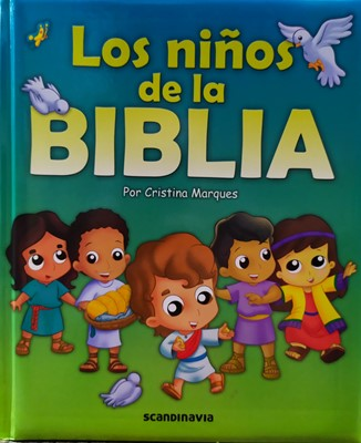 Los niños de la Biblia (Tapa Dura)