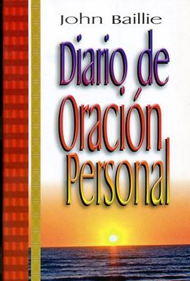 Diario de oración personal (Rústica ) [Libro]