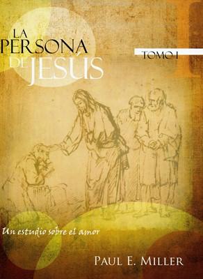 La persona de Jesús Tomo I (Rústica) [Cartilla]
