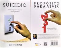 Bolsilibro Cara y Cruz/ Suicidio y Propósito para Vivir